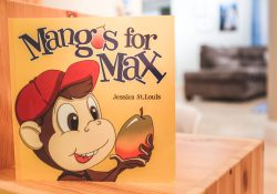 Best Food Allergy Kids Books: Mangos for Max book
