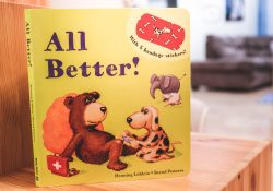 Best Food Allergy Kids Books: All Better book