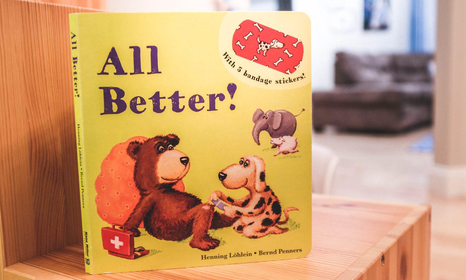 Best Food Allergy Books: All Better