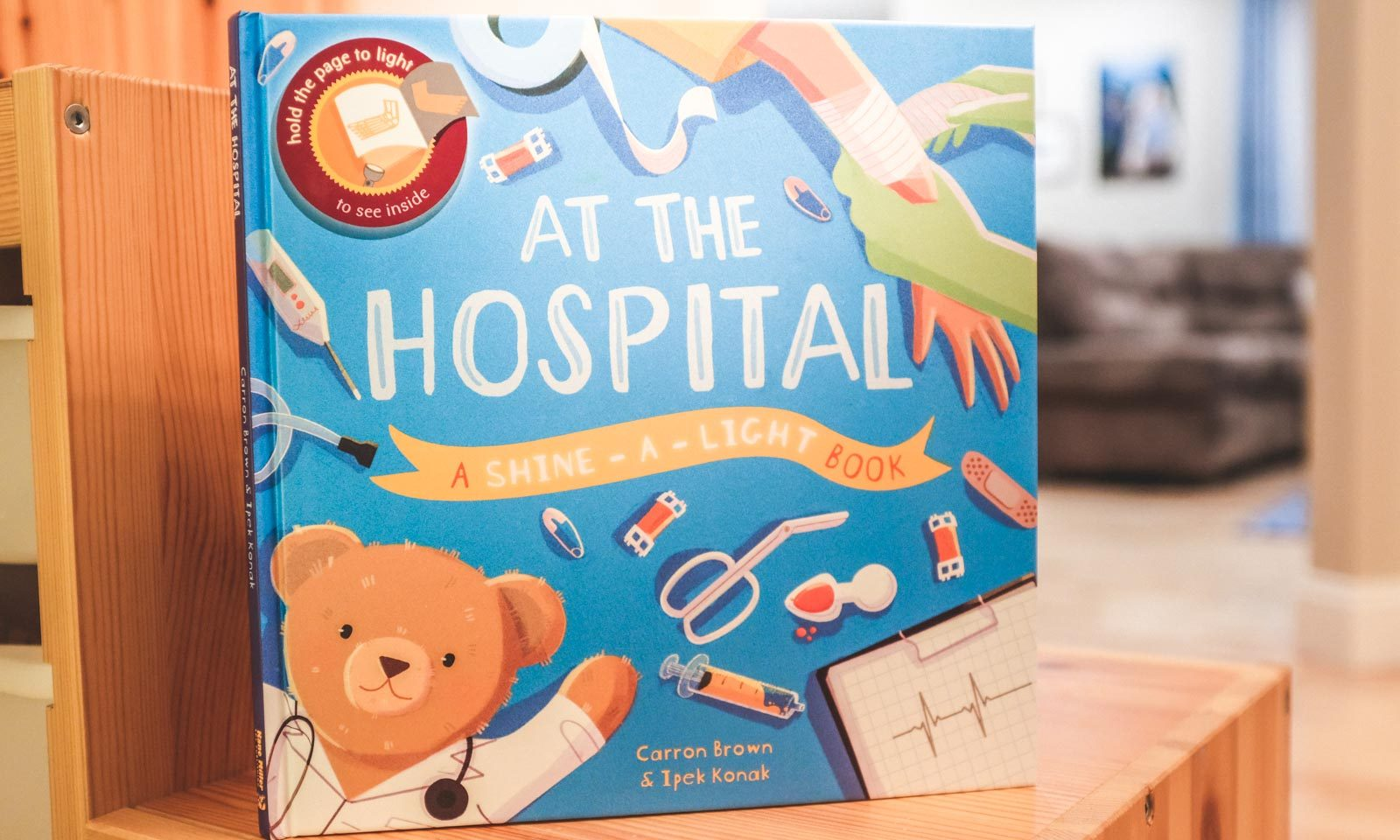 Best Food Allergy Books: At the Hospital from Usborne Books and More