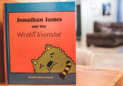 Best Food Allergy Kids Books: Jonathan James and the Whatif Monster book