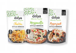 ollergy's best dairy-free cheese: Daiya Cutting Board Shreds