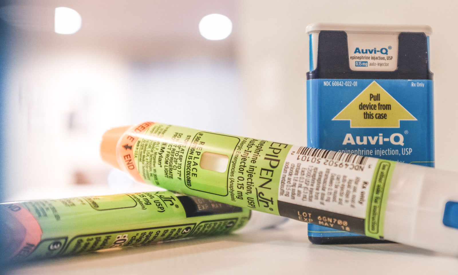 epinephrine is vital for any food allergy diagnosis