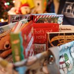 books are a great option for an allergy-friendly advent calendar